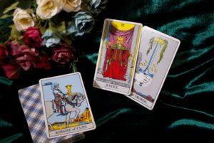 tarot de marseille cartes